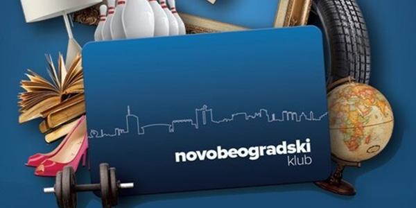 10% POPUSTA NA FITPASS KARTICU UZ NOVOBEOGRADSKI KLUB